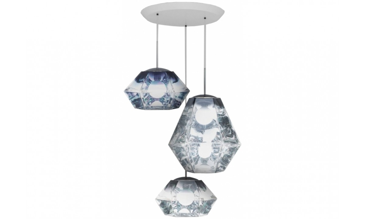 Tom dixon cut mix trio round pendant system shop signum tom dixon tom dixon cut mix trio round pendant system aloadofball Image collections