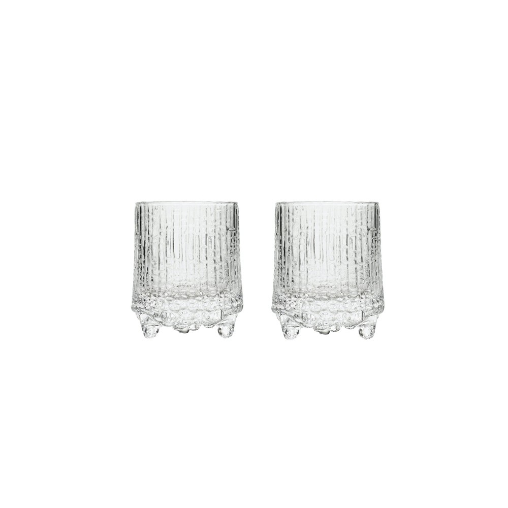iittala Ultima Thule cordial 5 cl 2 pcs clear