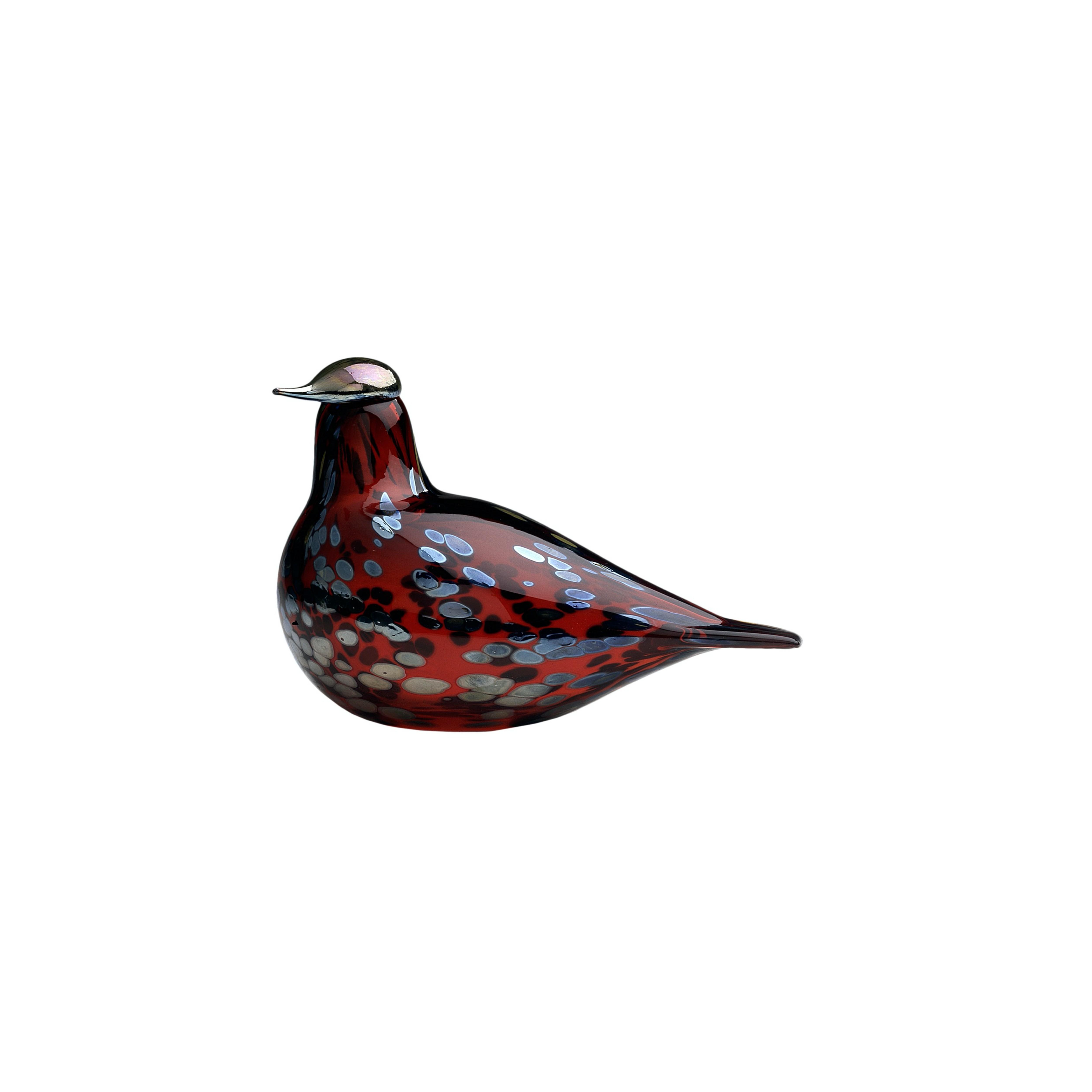 iittala Birds by Toikka - Ruby bird